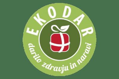 logo Ekodar eko goveje meso Kmetijska zadruga Šaleška dolina