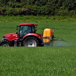 traktor škropivo konvencionalna sredstva FFS