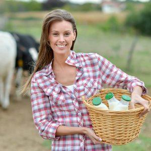 mleko, vir pomembnih hranil, odkup